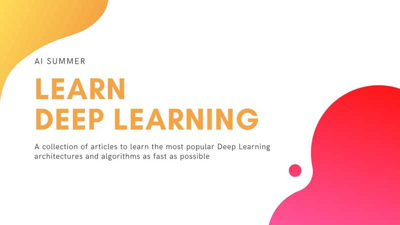 How to learn Deep Learning in 2020