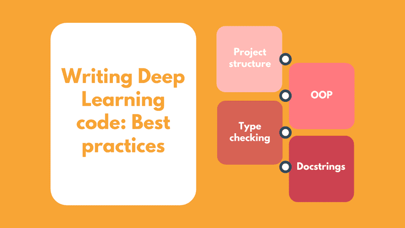 Best practices to write Deep Learning code: Project structure, OOP, Type checking and documentation
