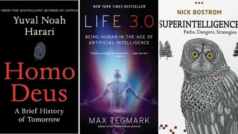 Best Artificial Intelligence books to read