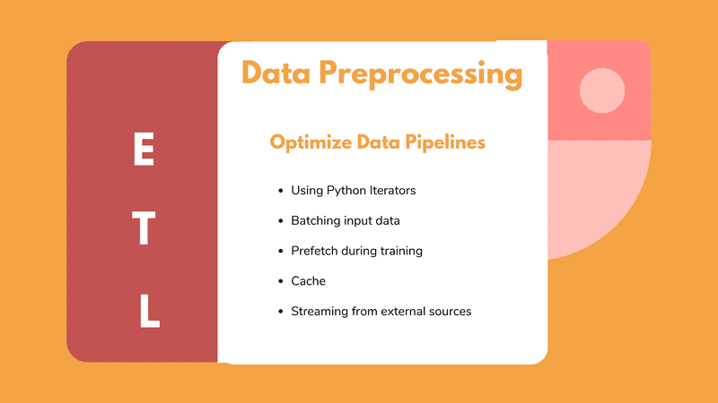 Data preprocessing for deep learning: Tips and tricks to optimize your data pipeline using Tensorflow